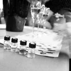 "WORKSHOP N°4 101 course ""How to taste wine"" at the Champagne Chopin"