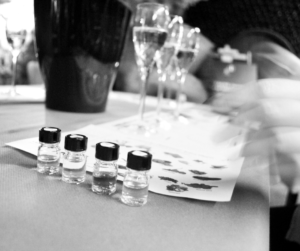 """WORKSHOP N°4 101 course """"How to taste wine"""" at the Champagne Chopin - Workshops in champagne - Visit/tasting"""
