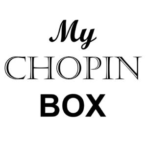 my chopin box logo